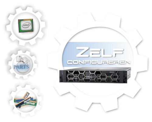 Zelf samenstellen Dell EMC R740XD LFF Generation 14