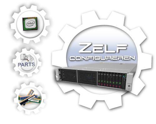 Zelf samenstellen HP Proliant DL380 Generation 9