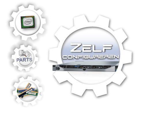 Zelf samenstellen Dell PowerEdge R630 SFF Generation 13