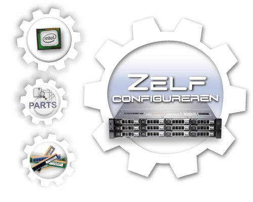 Zelf samenstellen Dell PowerEdge R720XD LFF Generation 12
