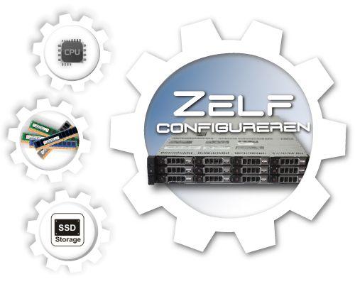 Zelf samenstellen Dell Poweredge R510