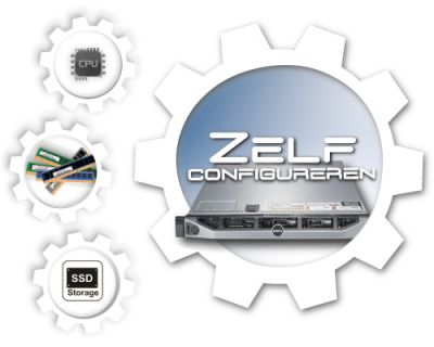 Zelf samenstellen Dell PowerEdge R620 Generation 12