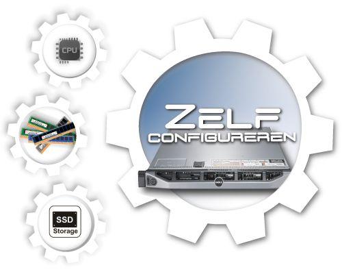 Zelf samenstellen Dell PowerEdge R620 Generation 12