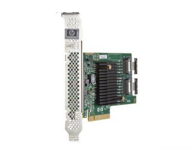 HP H220 6GB/S 8-SAS PORTS PCI-E 2.0 X8 HBA P/N: 650933-B21