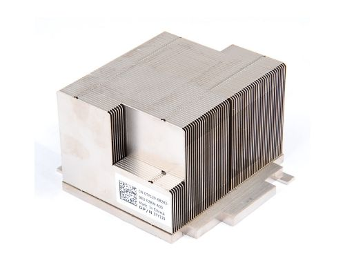 Dell Heatsink For PowerEdge R710 P/N: 0TY129