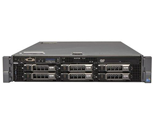 Dell R710 / 2x X5675 SC 3,06Ghz / 144GB RAM / H700 512MB