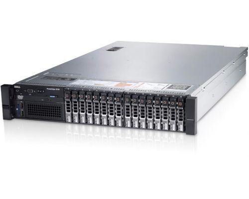 Dell R720 / 2x E5-2670 2,6GHz 8 Core / 128GB RAM / H710