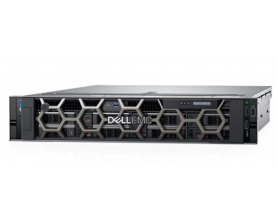 Dell EMC R740XD / 2x Silver 4112 2,6GHz 4 Core / 128GB RAM