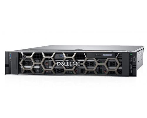 Dell EMC R740XD / 2x Silver 4110 2,1GHz 8 Core / 128GB RAM