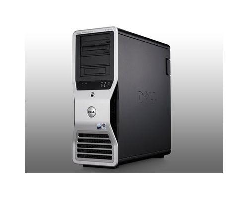 DELL T7500 1x Quad Core X5550 2,66GHz / 32GB