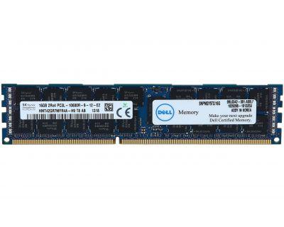 Hynix / Dell 16GB PC3L-10600R 1333Mhz DDR3 ECC Reg. HMT42GR7MFR4A-H9