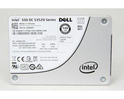 DELL SSD DC S3520 120GB SATA 6Gb/s 2,5 inch