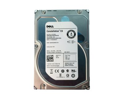 Dell 2TB 7.2K SAS 6Gb/s LFF (3,5 inch) P/N: 9JX248-150