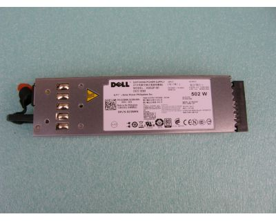 Dell PowerEdge R610 502W Power Supply P/N: J38MN