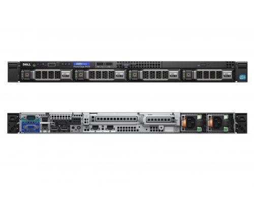 Dell R430 / 2x E5-2630v3 2.4GHz 8 Core / 64GB DDR4 / H730 / Win Server 2012 R2