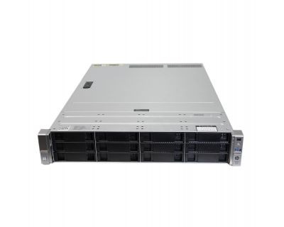 HP DL180 G9 / 72TB HDD / 20 Core / 64GB DDR4