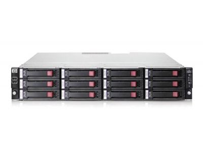 HP DL180G6 Storage, NAS / 2x L5640 2,26GHz SC / 24TB HDD