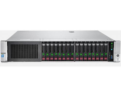 HP DL380 G9 / 2x E5-2620v4 2.1GHz 8 Core / 128GB DDR4 / 16 Bay