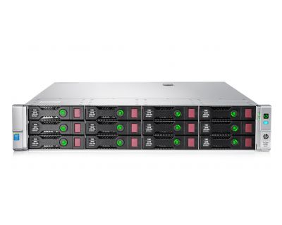 HP DL380 G9 / 144TB /  2x E5-2650v3 2.3Ghz 10 Core / 64GB DDR4