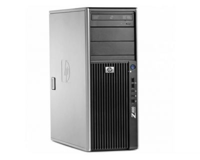 HP Z400  / W3565 3,2Ghz Quad Core / 16GB RAM