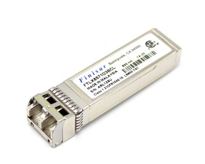 Finisar FTLX8571D3BCL 10GBASE-SR/SW SFP+ Transceivers