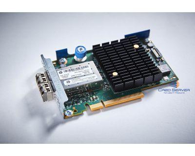 HPE FlexFabric 2x 10Gb 556FLR-SFP+ P/N:732454-001 Netwerkkaart