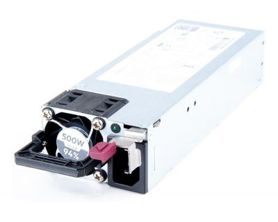 HPE 500W Flex Slot PSU Gen 10 P/N: 865399-101 865398-001 866729-001