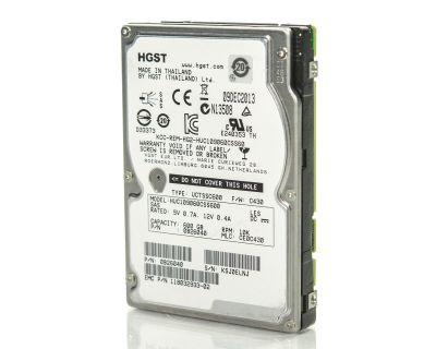 HGST 600GB 10K SAS 6Gb/s SFF (2,5 inch)  P/N: 0B26040