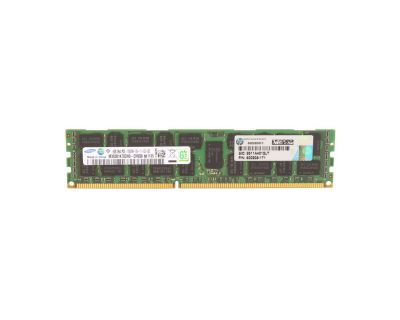 HP 8GB PC3-10600R DDR3 ECC Registered P/N:500205-171