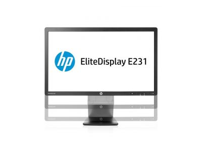 "HP EliteDisplay E231 23"" Monitor"
