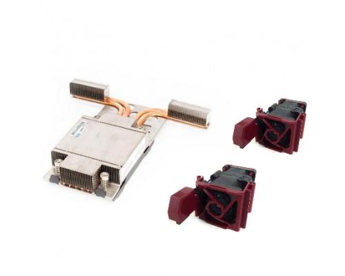 HP High Performance Heatsink Fan Kit DL360 G9 P/N: 775404-001 792853-001