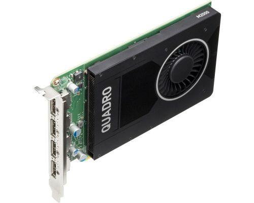 NVIDIA Quadro M2000 4GB GDDR5 4x DisplayPort