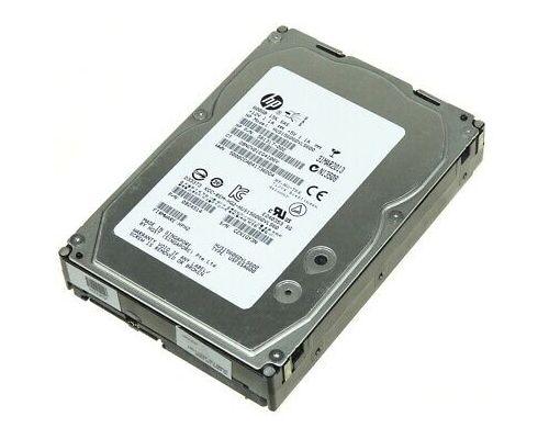 HP 600GB 15K SAS 6Gb/s LFF (3,5 inch) P/N: 581317-002