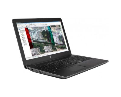 HP ZBook 17 G3 / i7 6820HQ 2,7GHz 4 Core / 16GB RAM / M2000M / SSD 256GB M2 / Win 10 Pro