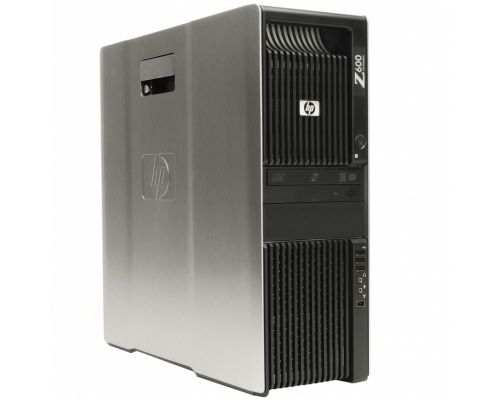 HP Z600 / 2x X5550 2,66GHz Quad Core / 24GB RAM