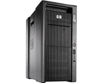 HP Z800/ 2x X5570 2,8GHz Quad Core / 32GB RAM / 2TB