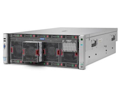 HP DL580 G9 4x E7-8880v4 2,2GHz 22 Core ( 88C 176T ) / 3TB DDR4 RAM