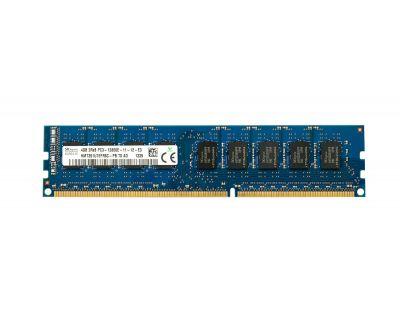 4GB DDR3 2Rx8 PC3-12800E Memory - Hynix
