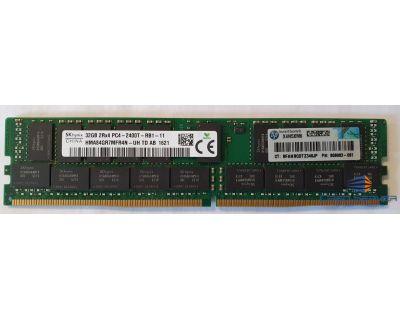 HP 32GB PC4-19200 2400MHz ECC P/N:809083-091