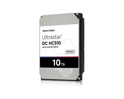 WD Ultrastar DC HC510 10TB 7.2K SATA 6G NIEUW P/N: 0F27452