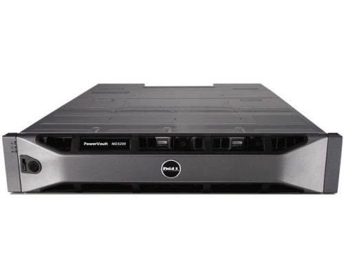 Dell MD3200 12x 3,5 inch LFF
