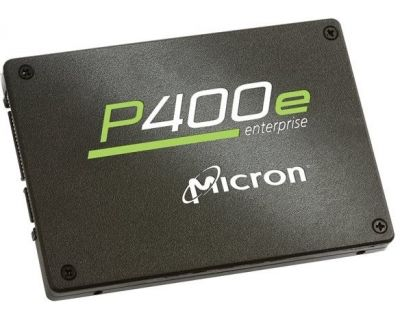 Micron Enterprise P400e 400GB SSD SATA 6