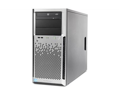 HP ML350E G8 v2 / E5-2450L 8 Core / 16GB RAM / 2x 300GB 10K SAS