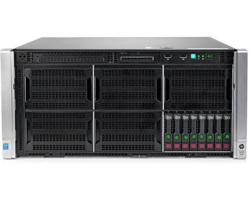 HP ML350 G9 / E5-2678v3 2,5GHz 12 Core / 64GB RAM / REF