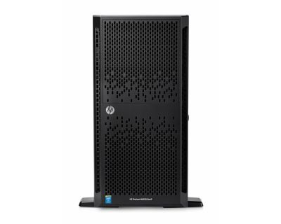 HP ML350 G9 / 2x E5-2620v3 2,4GHz Six Core / 64GB RAM / P440AR 2GB BBU