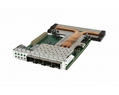 DELL X710 4 Port 10Gb DA/SFP+ RNDC 68M95 Netwerkkaart