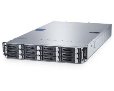 Dell C6220 / 8x E5-2630Lv2 2,4GHz 6 Core / 64GB RAM / 4x Node