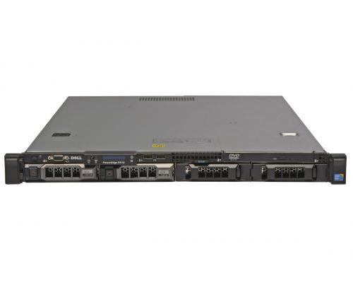 Dell R410 / 2x X5550 QC 2,6Ghz / 24GB RAM