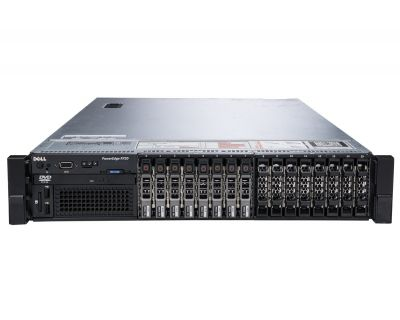 Dell R720 / 2x E5-2640 2,5GHz 6 Core / 64GB RAM / H710