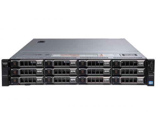 Dell R720XD / 2x E5-2640 2,5GHz 6 Core / 128GB RAM / H710